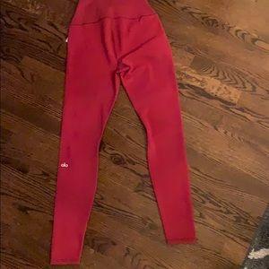 ALO Yoga Pants - new alo yoga ripped warrior leggings